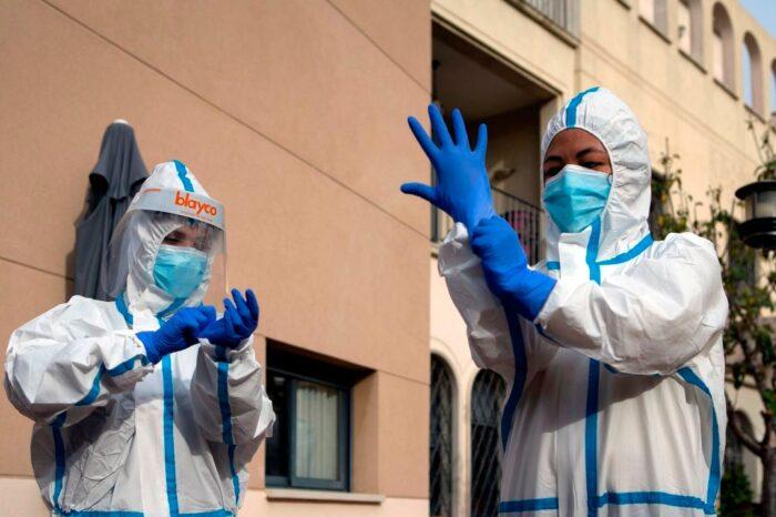 La incidencia acumulada baja de los 500 casos por cada 100.000 habitantes en España por primera vez desde el 30 de octubre