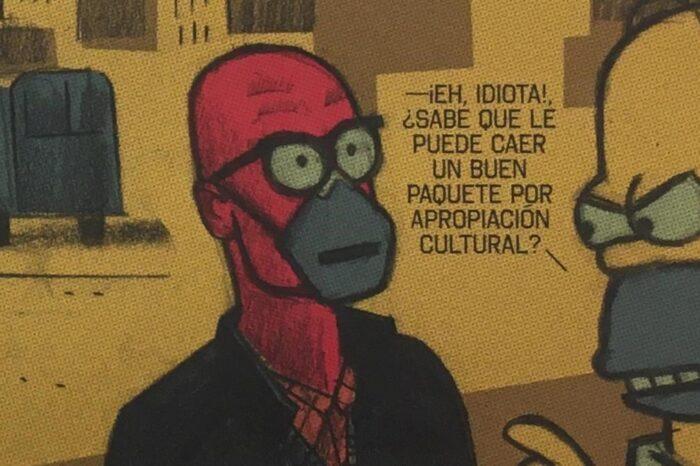 Todos somos Homer Simpson: el confinamiento segun Victor Coyote