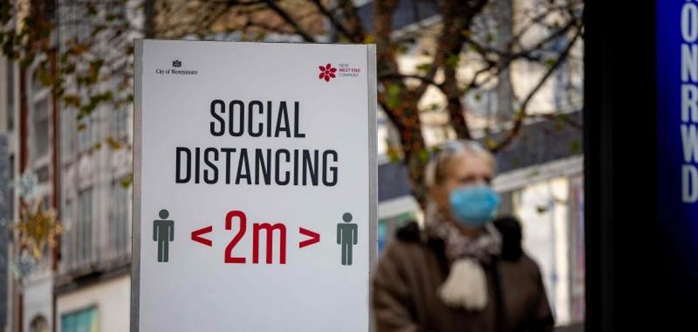 Reino Unido diseña un plan comun para celebrar la Navidad en plena pandemia