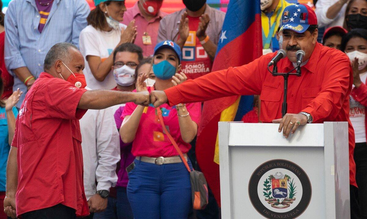 Venezuela celebra elecciones para elegir la Asamblea Nacional en medio de boicot de la oposicion