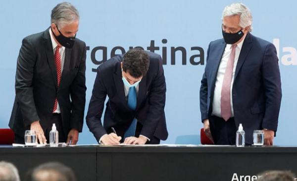 En que consiste el Consenso Fiscal que Alberto firmo con todas las provincias y sin CABA