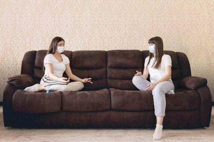 Nueva indicacion de CDC: Use mascarilla en todo espacio interior menos en su casa