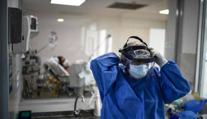 Se confirmaron 8362 nuevos casos de coronavirus en Argentina