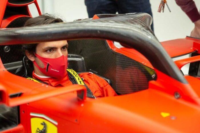 Ya hay fecha para el debut de Carlos Sainz con Ferrari