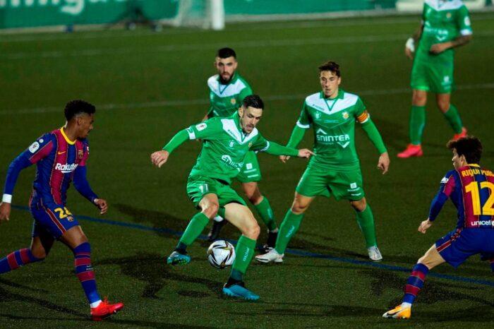 Alarma en el Barça por dos positivos en COVID-19 en el Cornellà