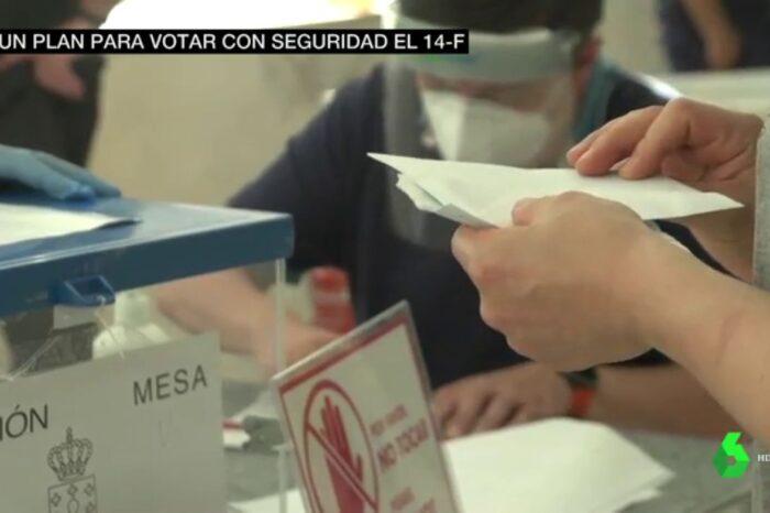 Así es el plan para unas elecciones catalanas seguras frente al COVID-19: colegios electorales más grandes, voto por correo y franjas horarias
