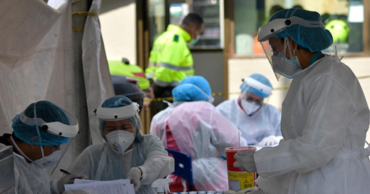 El COVID-19 le arrebató la vida a un paramédico de 29 años que trabajaba en un avión ambulancia