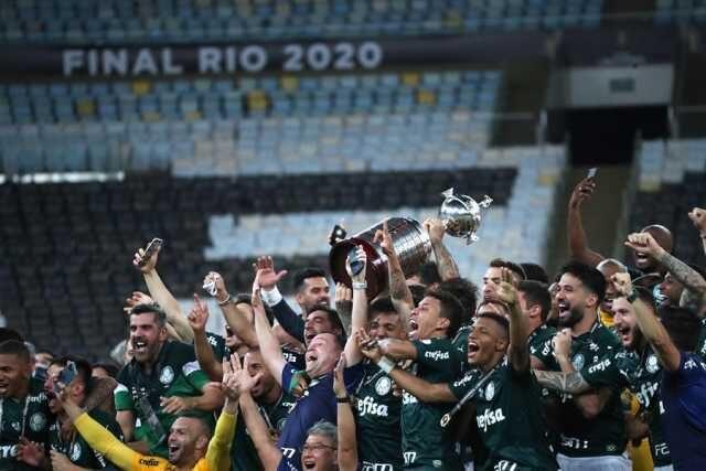 Palmeiras vence con gol en último minuto y conquista su segunda Copa Libertadores