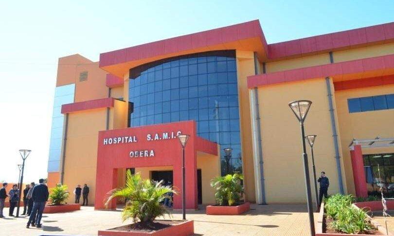 El hospital Samic de Oberá tiene 11 pacientes internados con coronavirus