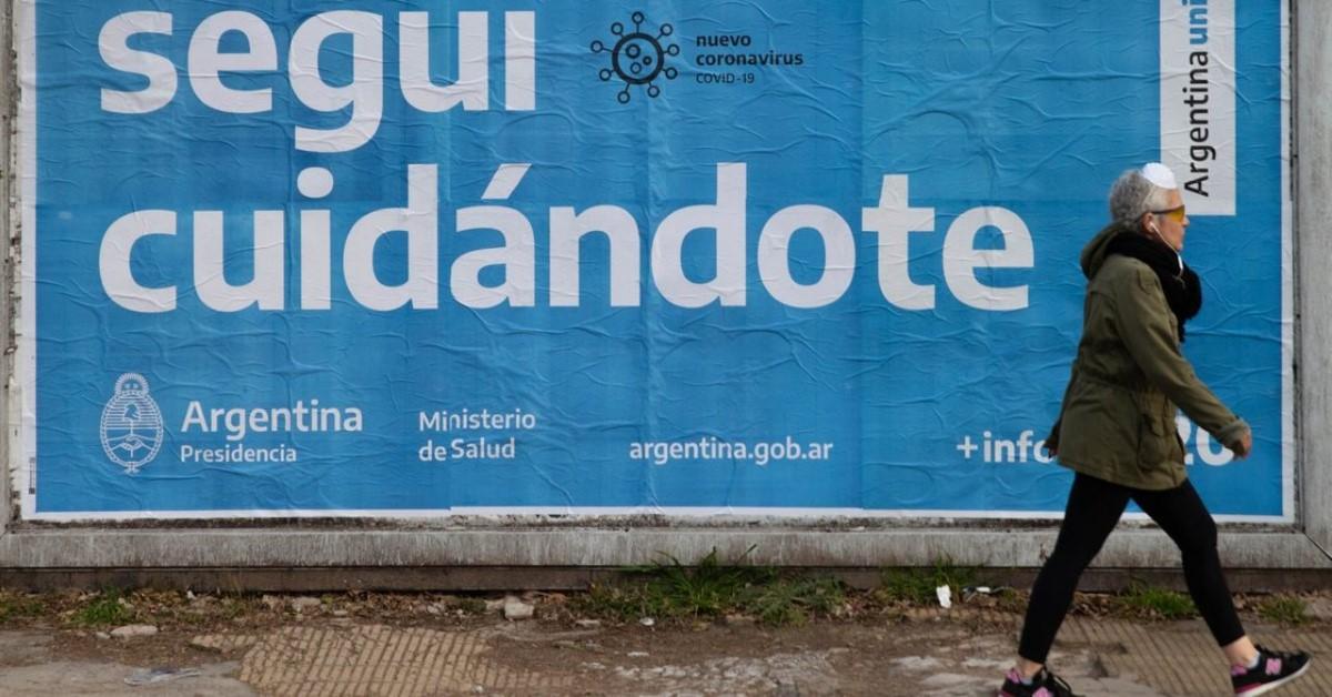 Coronavirus en Argentina: se registraron 5.031 casos nuevos y 90 muertes en las últimas 24 horas