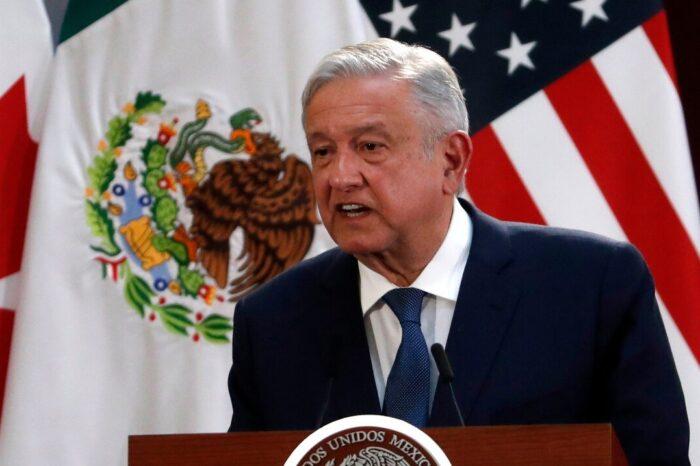 El presidente de México trabaja en aislamiento tras contagiarse de COVID-19