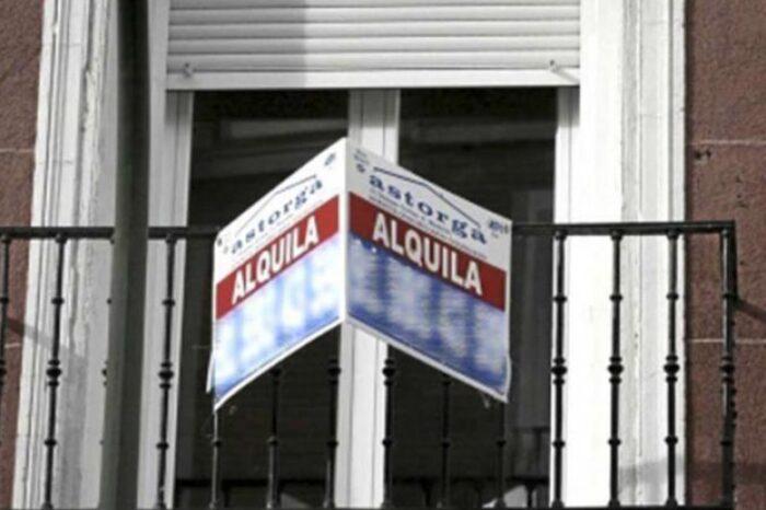 Gobierno analiza extender el decreto que congela alquileres y prohíbe desalojos