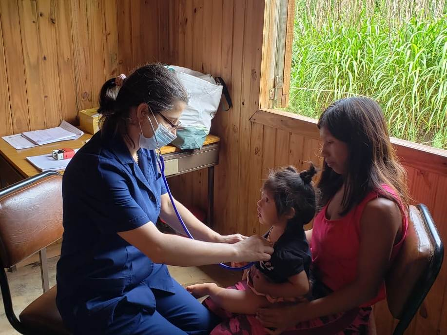 Ejemplo de compromiso: el trabajo de las y los Agentes Sanitarios de Salud Indígena y su rol clave en la pandemia por coronavirus