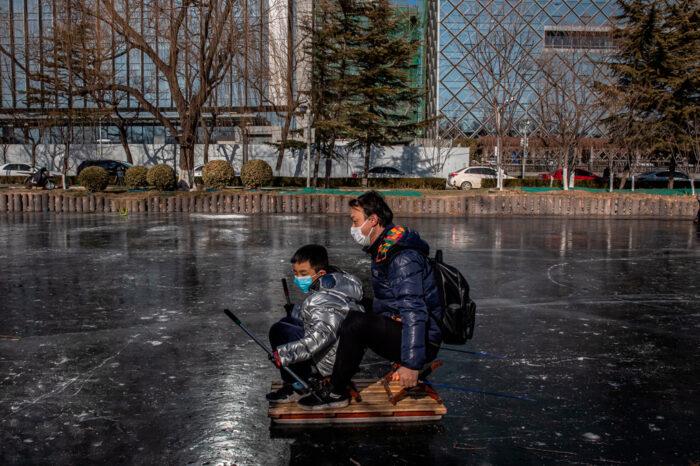 En China: aislan once zonas por rebrotes del COVID-19
