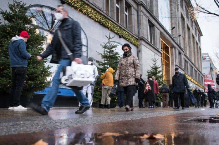 Alemania superó los dos millones de casos de coronavirus