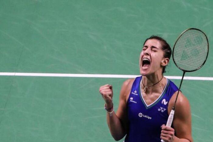 Carolina Marín vuelve a conquistar Tailandia tras ganar a la número uno