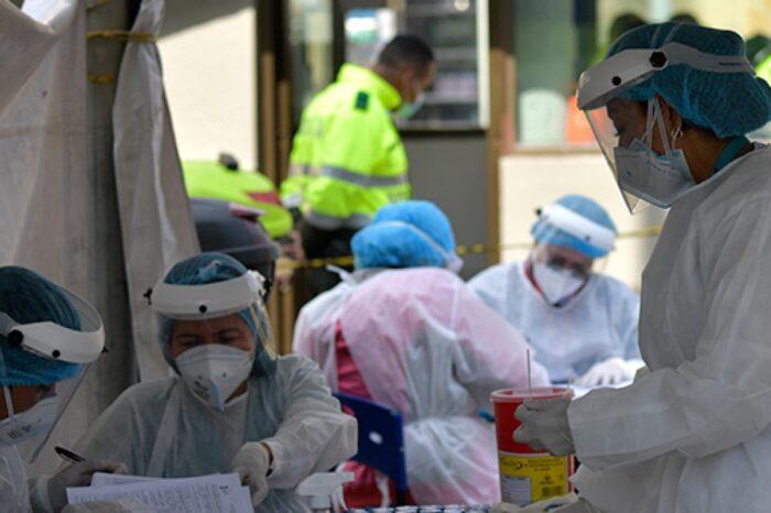Colombia ya supera las 49.000 muertes por COVID-19