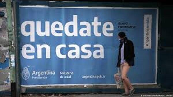 Coronavirus: se confirmaron 12.332 casos y 103 muertes en Argentina