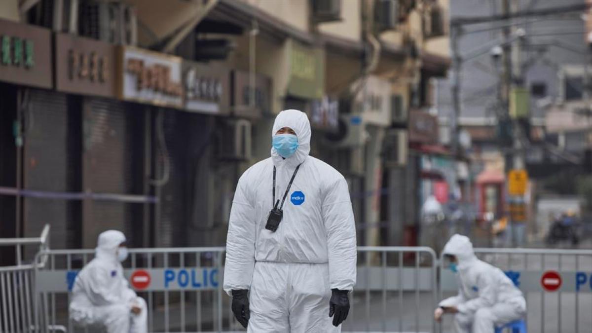 China registra su segunda muerte por COVID-19 en un mes