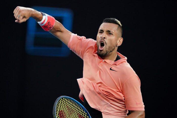 """Kyrgios carga contra Djokovic por la cuarentena del Open de Australia: """"Es un estúpido"""""""
