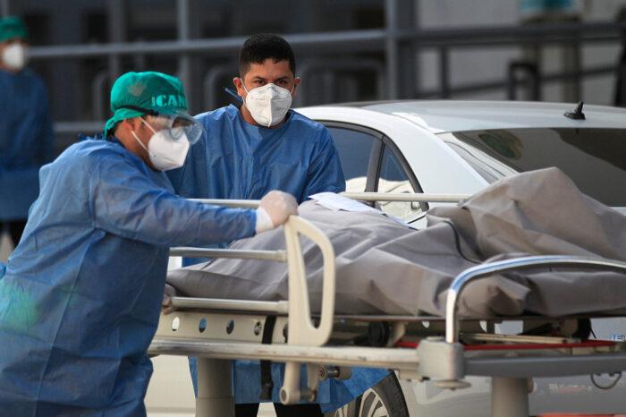 En cifras: México reporta 21,366 nuevos casos, nuevo máximo en la pandemia