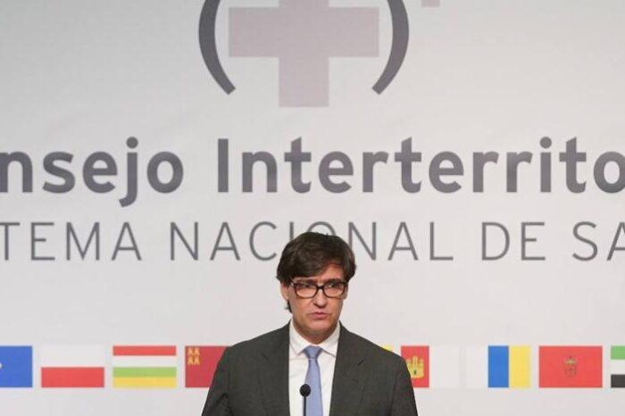 Illa cerró Madrid con una incidencia acumulada menor que la actual en España
