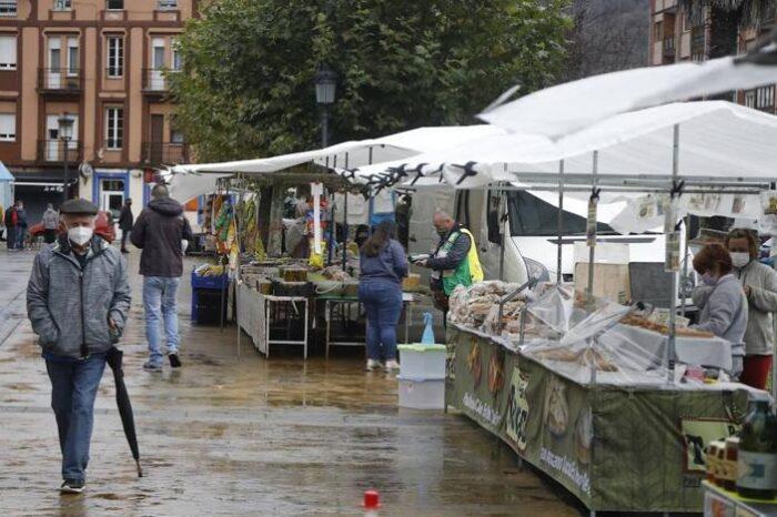 San Martín, último concejo en riesgo extremo, cerrado desde el lunes