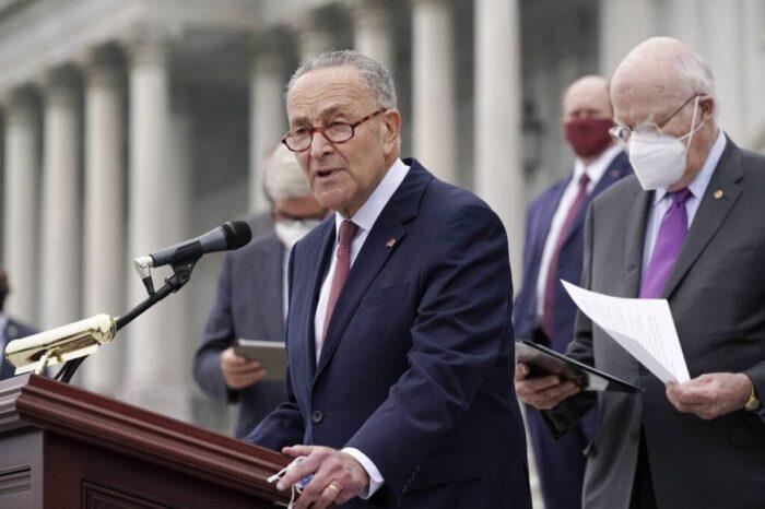 Juicio político a Trump y gabinete de Biden en agenda del Senado federal