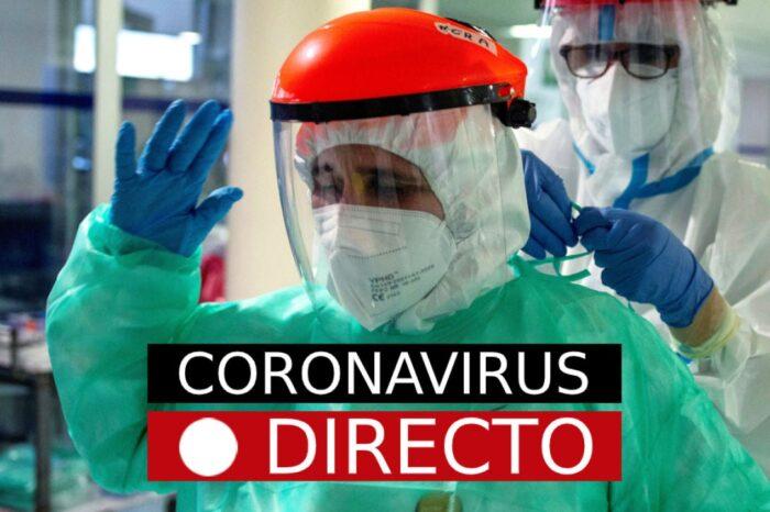 COVID-19, hoy | Medidas, confinamientos perimetral por coronavirus en España y nuevas restricciones , en directo