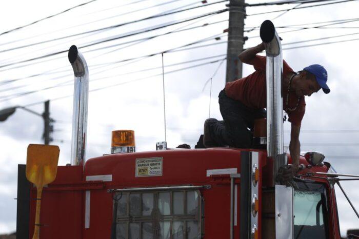 Así será el paro camionero por el alza de tarifas en peajes