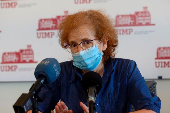 Margarita del Val pronostica cuándo llegará la cuarta ola de la pandemia a España