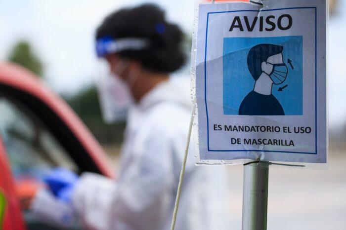 Salud reporta 226 nuevos casos positivos confirmados y cinco muertes por COVID-19