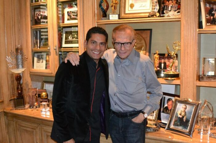 El magisterio de Larry King