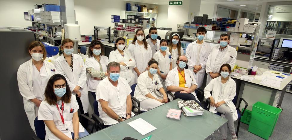 El laboratorio del medio millón de PCR