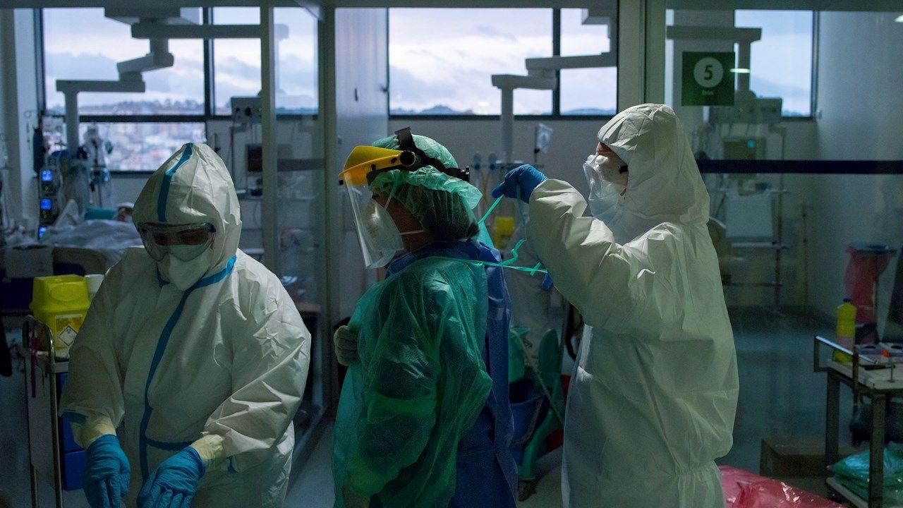 España suma 14.515 casos y 388 muertes por COVID-19 en las últimas 24 horas