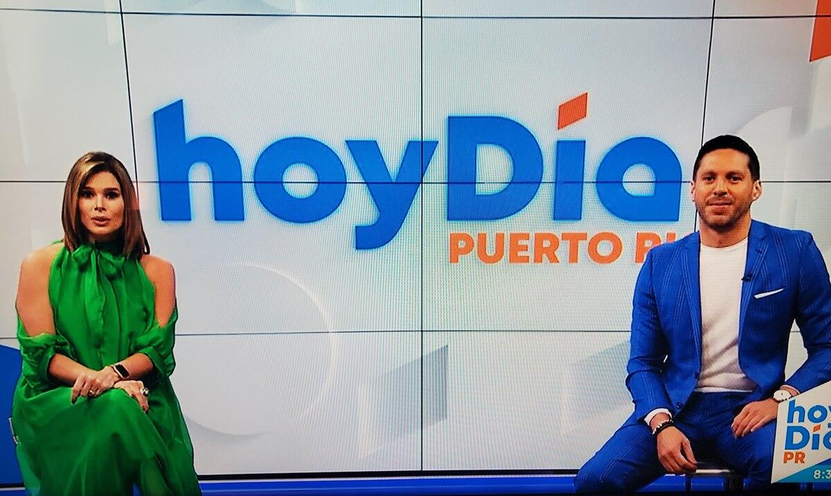 """Telemundo estrenó el programa """"Hoy día Puerto Rico"""" con Ivonne Orsini y Ramón """"Gatto"""" Gómez"""