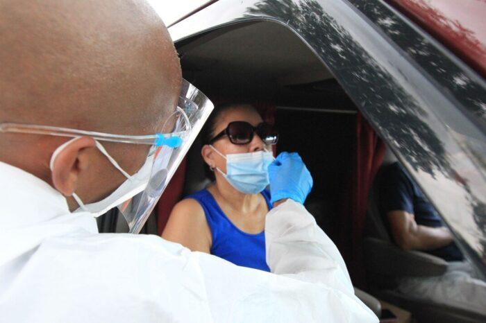 Salud reporta 115 nuevos casos positivos confirmados, 43 probables y 315 sospechosos de COVID-19