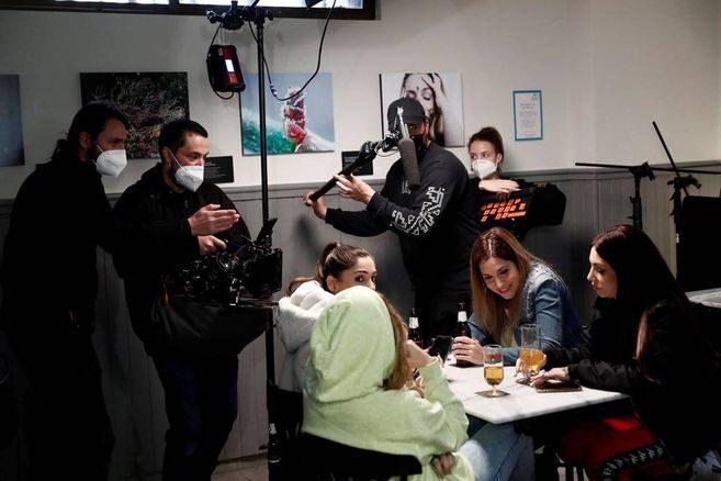 Rodajes cinematográficos convertidos en búnkeres en tiempos de pandemia