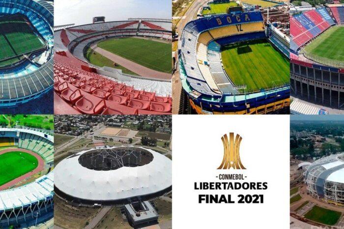 ¿Final de la Libertadores en Argentina?
