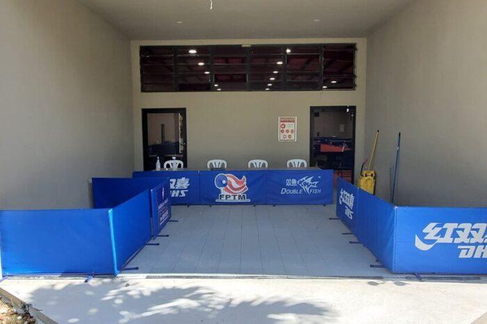 Comienza la acción competitiva del tenis de mesa en el Albergue Olímpico