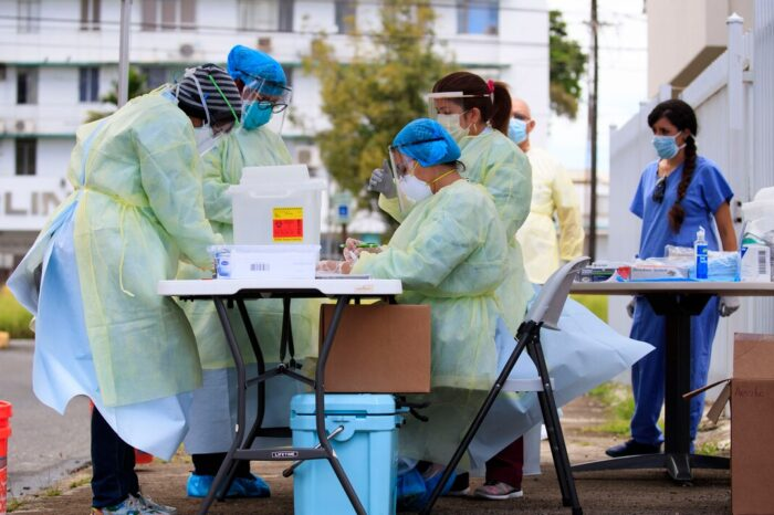 COVID-19 en Puerto Rico: siete nuevas muertes y 553 casos confirmados