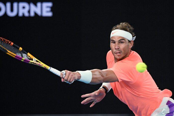 Victoria en tres sets para Rafael Nadal en Australia