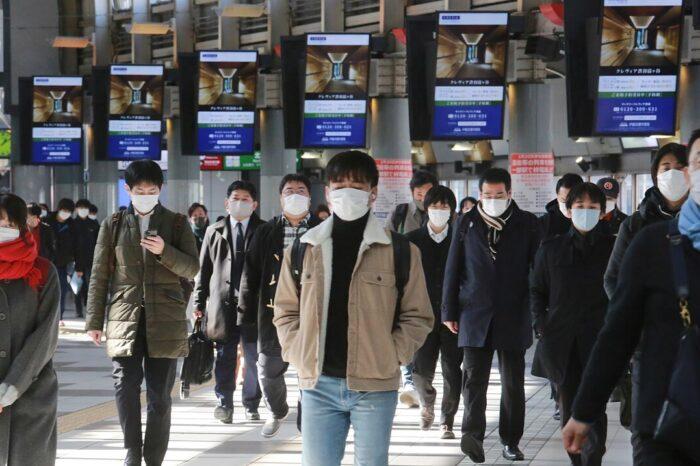 Japón aprueba sus primeras multas para quienes incumplan con las medidas contra el COVID-19