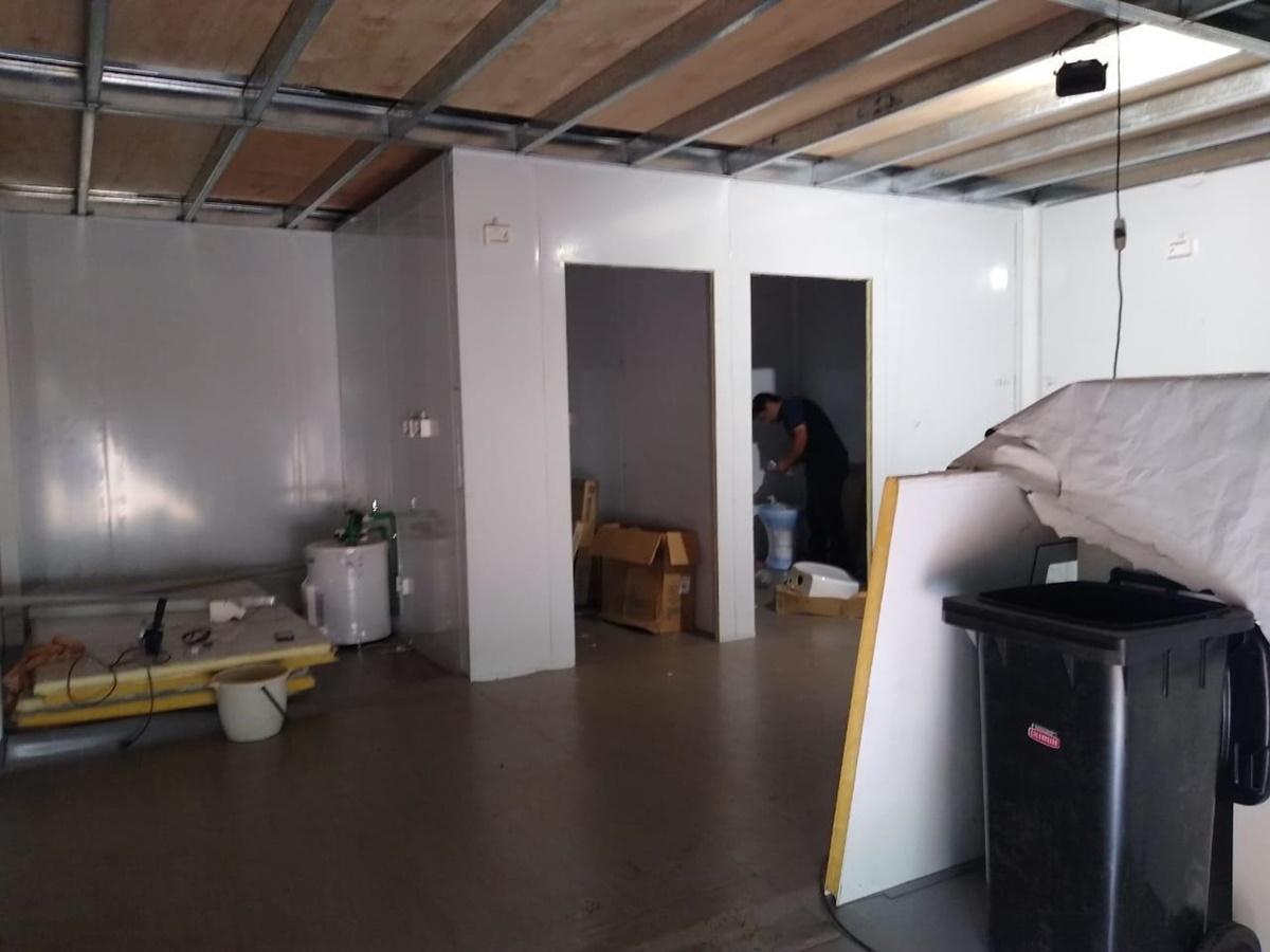 Avanza la instalación de los hospitales modulares en Posadas y Puerto Iguazú