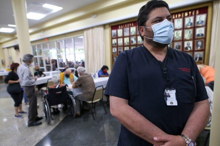 Salud comienza a planificar la vacunación para cuando lleguen las dosis de Johnson & Jonhson