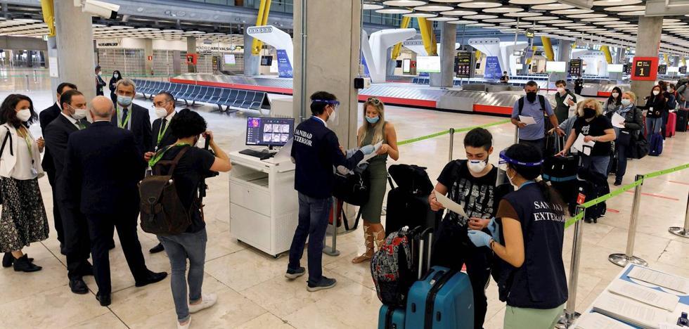 España prohíbe los vuelos desde Brasil y Sudáfrica por miedo a las nuevas cepas