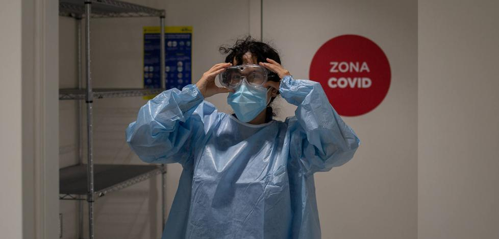 Sanidad registra 14.515 nuevos contagios y 388 fallecidos