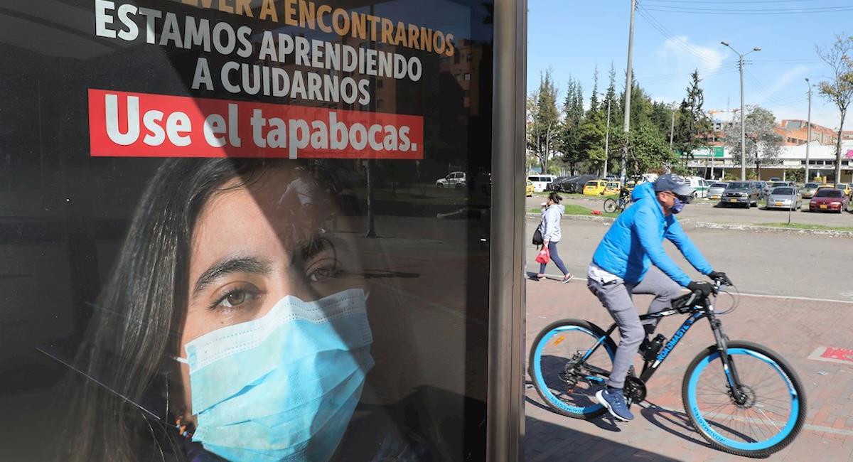 Colombia suma 5.528 nuevos contagios por coronavirus