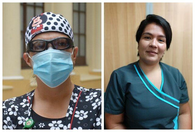 Con dos mujeres arrancará la vacunación en Caldas