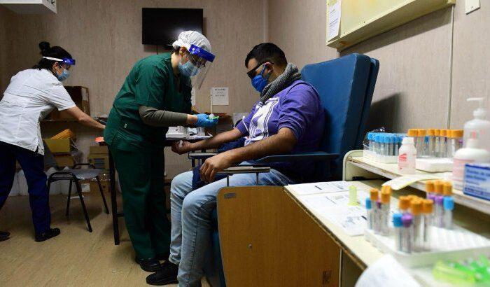 Coronavirus en Argentina: se registraron 6.057 nuevos casos y 159 muertos en las últimas 24 horas